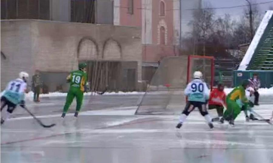 «Водник» и«Байкал» сыграли вничью вАрхангельске