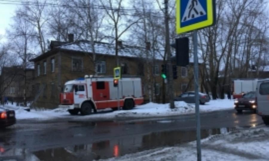 ВАрхангельске вовремя пожара погибла женщина