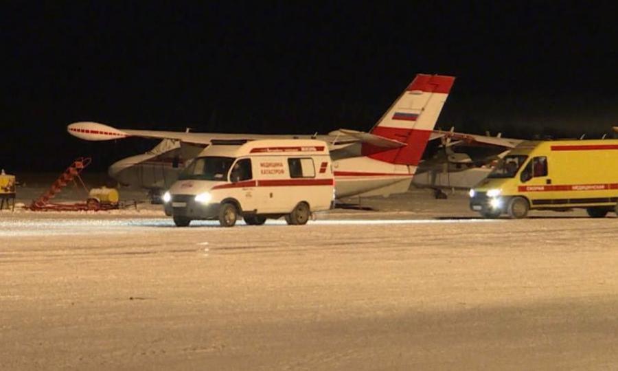 Скончался еще  один пассажир рухнувшего вНарьян-Маре самолёта