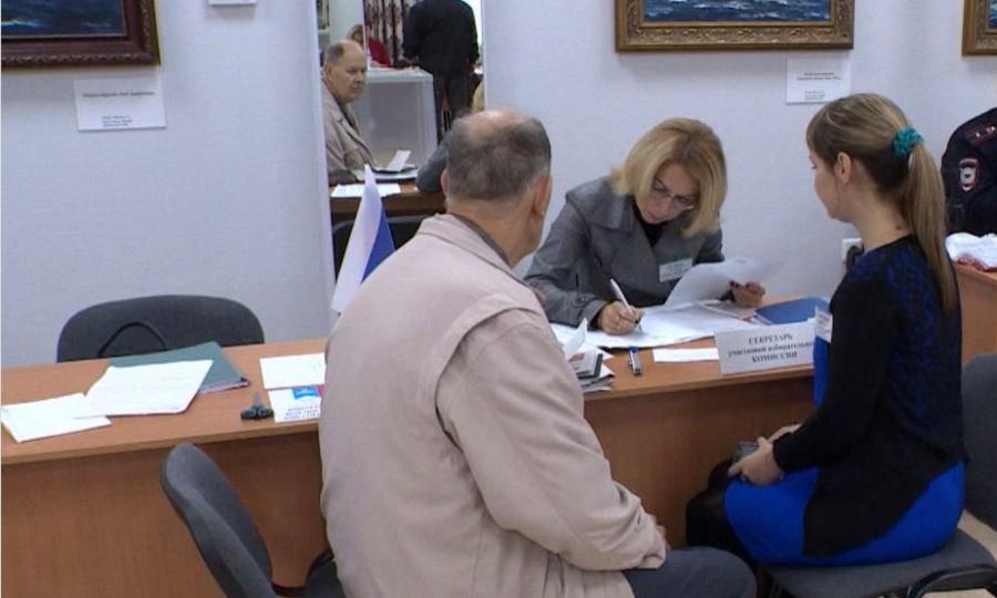 С31января начнут принимать заявления для голосования навыборах
